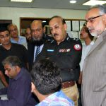 A.D. Khowaja Visit CPLC CRC at Sindh Governor House