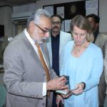 US Consul General Ms. Grace Shelton during her visit to CPLC