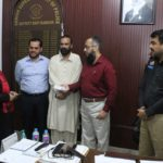 CPLC East Zone along with SSP East mobile phone handed over