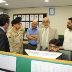 Anti Narcotics Force visited CPLC